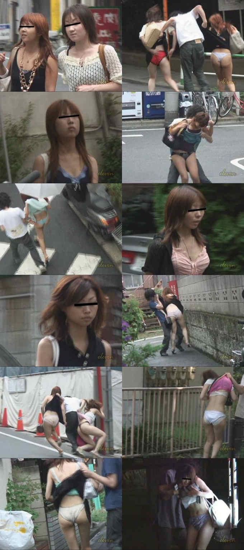 必撮スカートめくり23 東京キャバ嬢限定バージョン