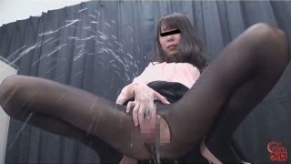 M字開脚Sexy放尿