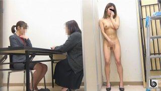 全裸逃げ回りスリルオナニー 2